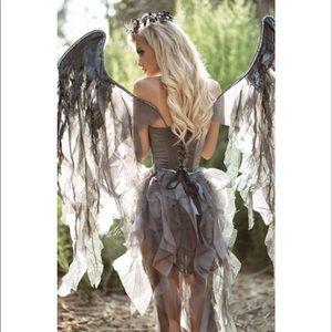 Deluxe Dark Angel's Desire Costume M